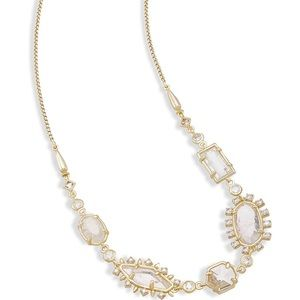 June Long Necklace